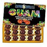 [グアムお土産] グアム アイランド マカデミアナッツチョコレート 1箱 (海外 みやげ グアム 土産)