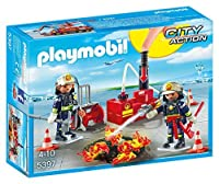 PLAYMOBIL? 5397 Firefighting Operation with Water Pump [並行輸入品]