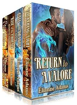 Return to Avalore by [Adams, Elianne]