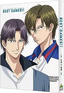 テニスの王子様 BEST GAMES!! 手塚 vs 跡部 [Blu-ray]