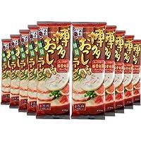 五木食品 博多おっしょいラーメン 123g×10個