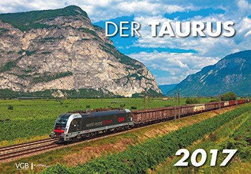 Der Taurus 2017: Kalender 2016