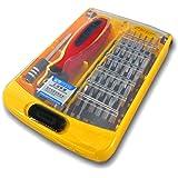 Pichidr 38in1特殊ドライバーセット トルクス ヘクスローブ iphone5 アイフォン ハッピーセット 六角棒 Y型 三角ネジ 五角 ペンタローブ プラス マイナス コンパクト
