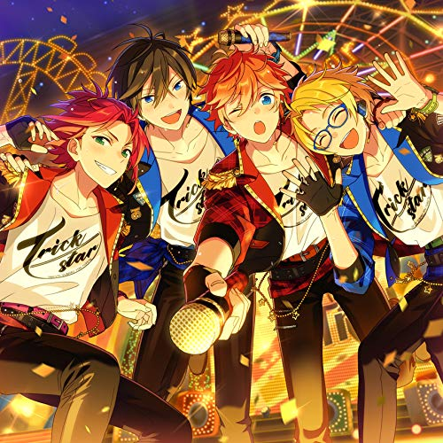 Welcome to the Trickstar Night☆