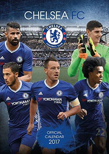 Chelsea Official 2017 A3 Calendar (Calendar 2017)