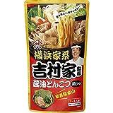 ヤマサ醤油 吉村家監修醤油とんこつ鍋つゆ 750g