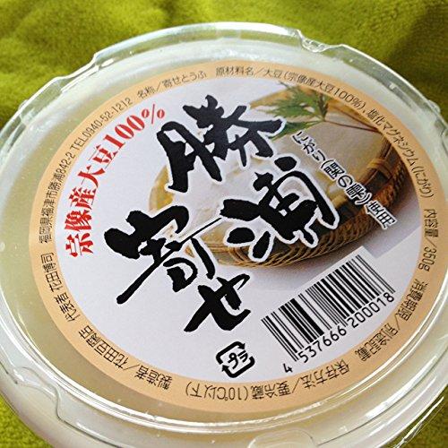 寄せ豆腐(おぼろ豆腐) 福岡産大豆100%のお豆腐です。