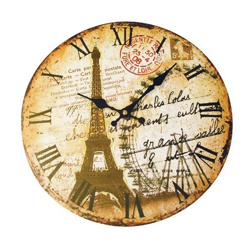 RoomClip商品情報 - WALL CLOCK PARIS Ferris Wheel