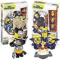 [メガブロック]Mega Bloks New Despicable Me Minions Movie Themed Figure CNF5300 Shark Bait & Vampire Surprise 2 Pack Gift Set [並行輸入品]