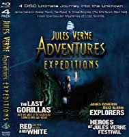 Jules Verne Adventures-Expeditions [Blu-ray] [Import]