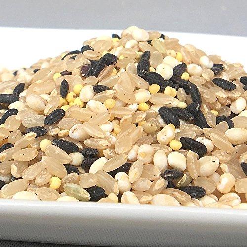 寝かせ玄米 業務用 雑穀米 2kg 酵素玄米...