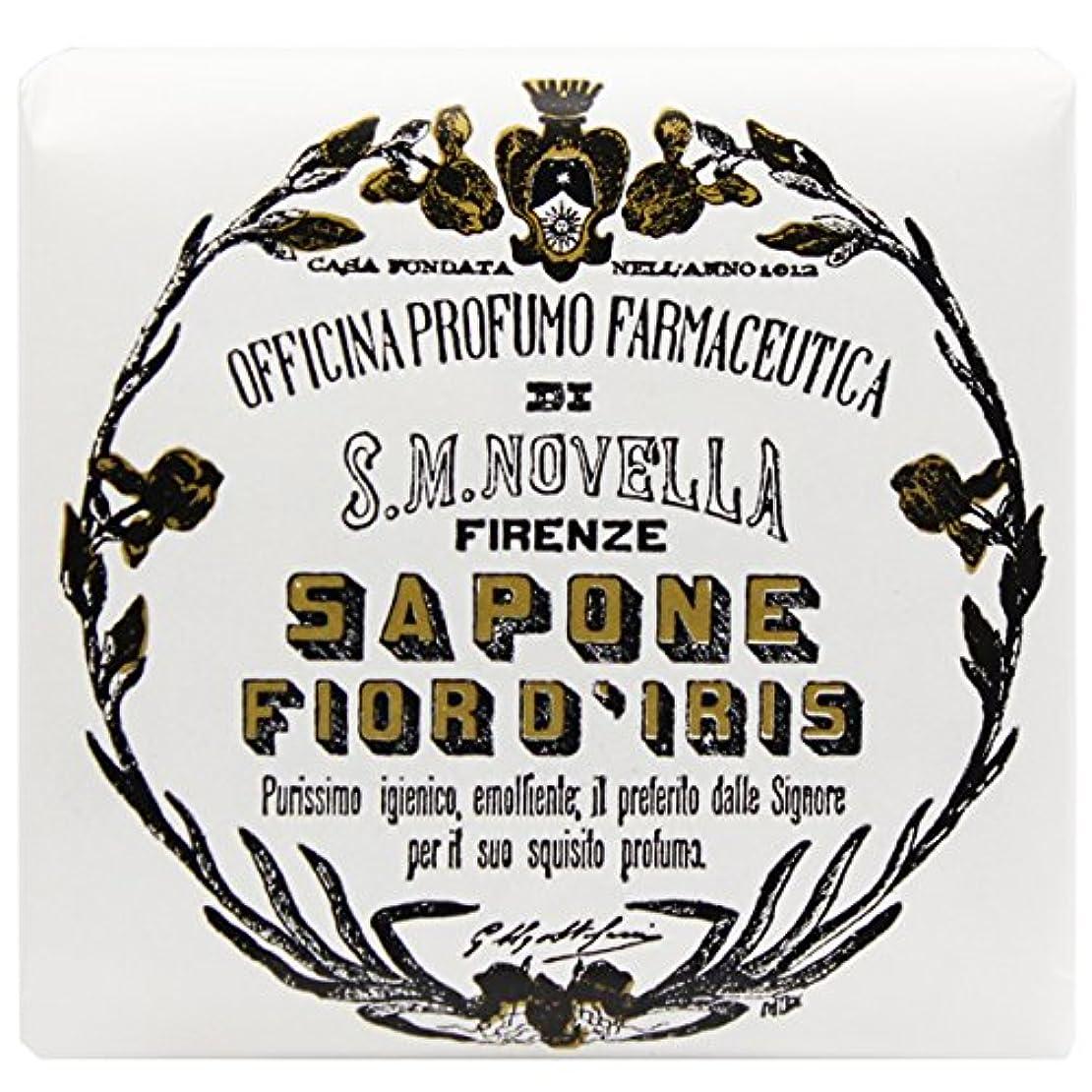 ビタミンシンカン排気【サンタマリアノヴェッラ】 フィオールディリス ソープ 100g (5591) Fior d'Iris [並行輸入品]