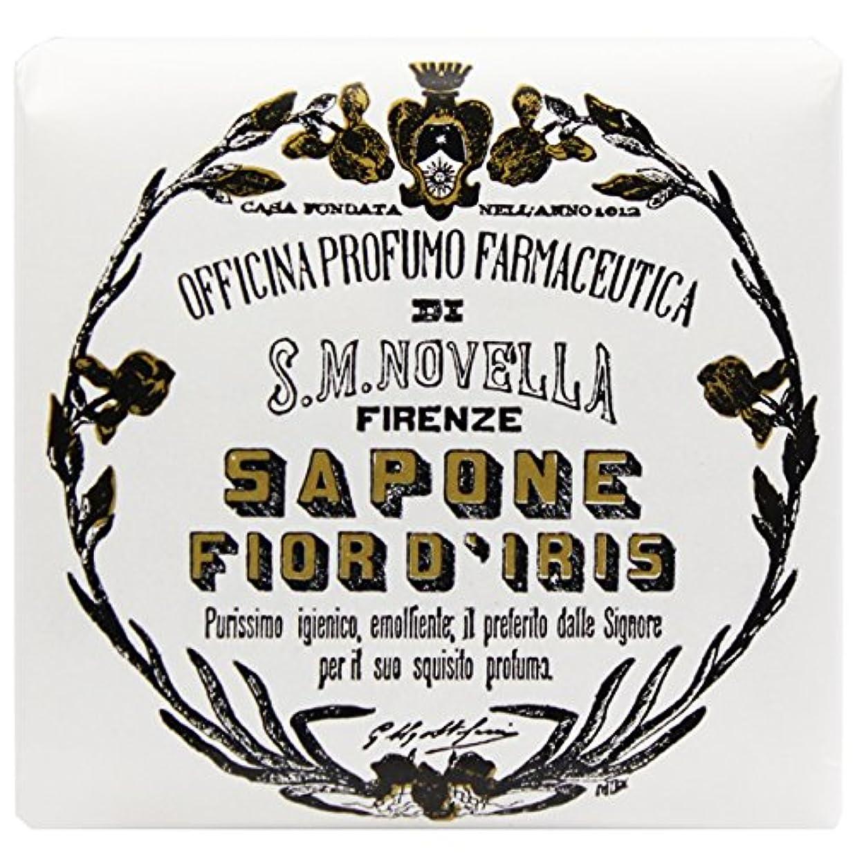 疑問に思う強盗管理する【サンタマリアノヴェッラ】 フィオールディリス ソープ 100g (5591) Fior d'Iris [並行輸入品]