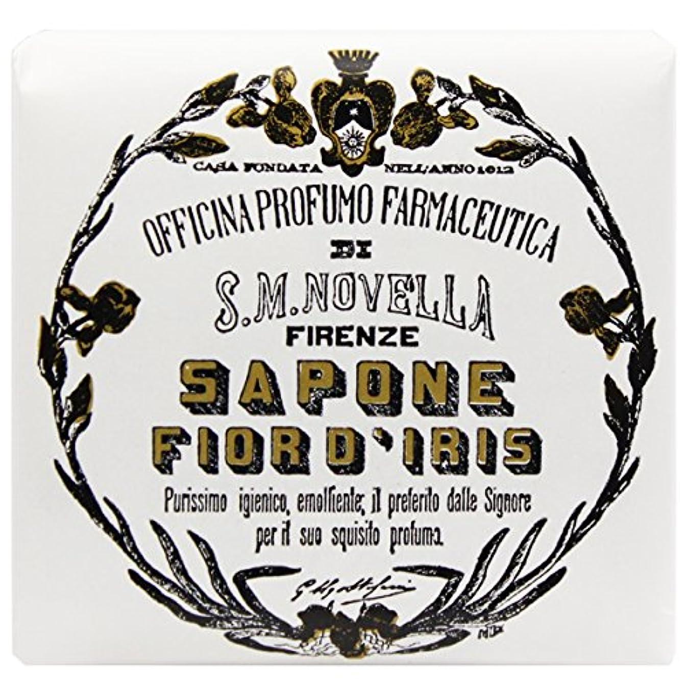 最少他のバンドで文庫本【サンタマリアノヴェッラ】 フィオールディリス ソープ 100g (5591) Fior d'Iris [並行輸入品]