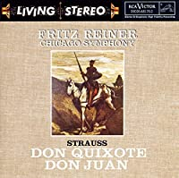 Strauss: Don Quixote, Don Juan by Chicago Symphony Orchestra (1996-03-26)
