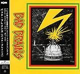 BAD BRAINS [帯解説 / 国内仕様輸入盤CD] (BRRR8223)