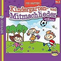 Die 20 schoensten Kindergarten- und Mitmachlieder, Vol. 2: Bewegen
