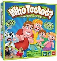 [ゴリアテ ゲーム]Goliath Games Who Tooted? The, um, Fart Board Game for The Whole Family 70970 [並行輸入品]