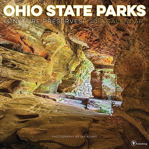 Ohio State Parks 2017 Calendar