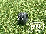 【PARK】クラウドナイングリップ/グレー[ピスト/ピストバイク/シングルスピード/カスタムパーツ]