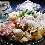 水郷のとりやさん 国産 鶏肉 名古屋コーチン 水炊き 鍋セット (肉とスープセット)【こちらの商品はお届けに一週間ほどいただきます】
