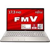 【公式】 富士通 ノートパソコン FMV LIFEBOOK NHシリーズ WN1/E2 (Windows 10 Home/17.3型ワイド液晶/Core i7/16GBメモリ/約512GB SSD + Optaneメモリ 約32GB/Blu-ray