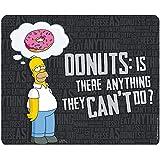 SIMPSONS Mousepad Homer Donuts  シンプソンズマウスパッドホーマードーナツ