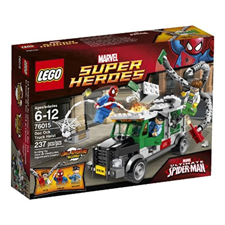 レゴ (LEGO) スーパー?ヒーローズ ドクター?オクトパスのトラック強盗 76015
