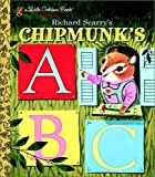 Richard Scarry's Chipmunk's ABC (Little Golden Book)