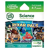 LeapFrog Disney Pixar Pals 友達  ソフトウェア カートリッジ 日本正規品