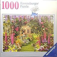 Ravensburger Puzzle Cottage Garden 1000 Piece [並行輸入品]