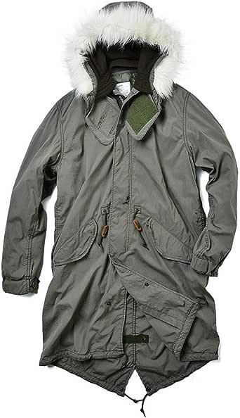 (アルファインダストリーズ) ALPHA M-65 PARKA ジャケット