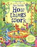See Inside How Things Work (Usborne See Inside)