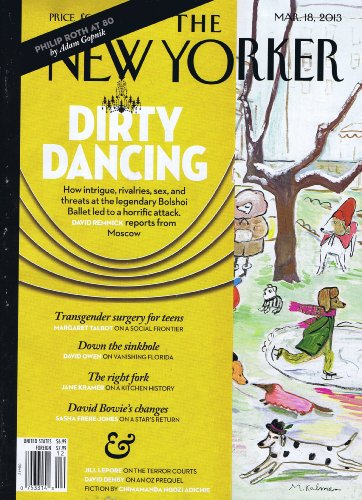 The New Yorker [US] March 18 2013 (単号)