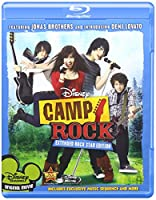 Camp Rock [Blu-ray] [Import]