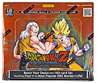 2016 DBZ Dragonball Z Vengeance Booster Box TCG English Card Game - 24 packs / 12 cards