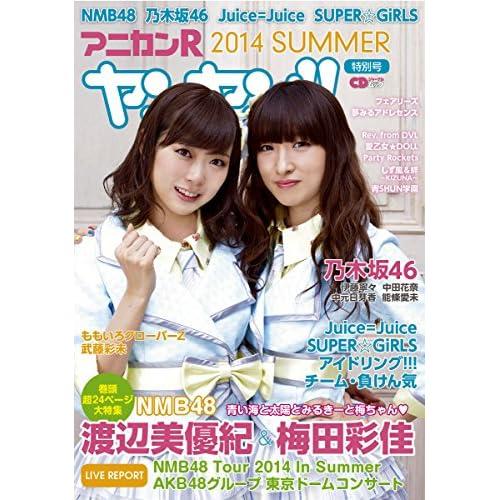 アニカンRヤンヤン!!特別号 2014 SUMMER (CDジャーナルムック)