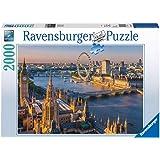 Ravensburger 166275 Devin Miles London Puzzle 2000pc,Adult Puzzles