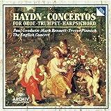 ハイドン:オーボエ協奏曲、トランペット協奏曲、チェンバロ協奏曲
