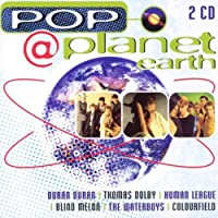 Pop at Planet Earth
