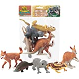 Wild Republic 53548 Australian Animals Polybag, Toy Figurines, Gifts for Kids, Party Supplies, Sensory Play, Kids Toys, 5 Pie