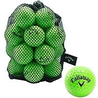 Callaway(キャロウェイ) 練習ボール callaway HX プラクティスボール 18パック  070021500051 ライム
