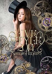 【早期購入特典あり】namie amuro LIVE STYLE 2014(豪華盤)(ポスター付) [Blu-ray]