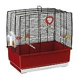 ファープラスト 鳥かご リコード 3 ブラック REKORD 3 BLACK 鳥籠 ゲージ フルセット カナリア セキセイインコ 小型鳥用