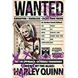 SUICIDE SQUAD - Harley Wanted/ ポスター/ 【公式 / オフィシャル】