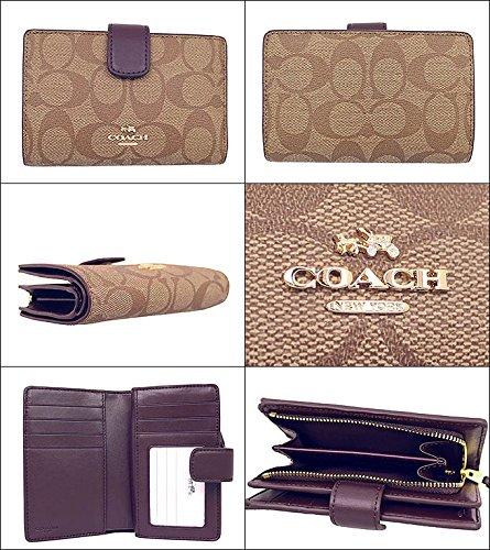 half off 87e43 8877a コーチ] COACH 財布 (二つ折り財布) F54023 シグネチャー 財布 ...