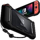 Spigen Rugged Armor Designed for Nintendo Switch Case - Black