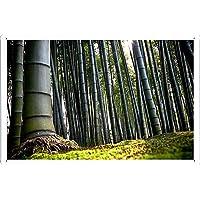 竹3のティンサイン 金属看板 ポスター / Tin Sign Metal Poster of Bamboo 3