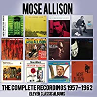 The Complete Recordings 1957 - 1962 (5Cd) by Mose Allison