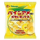 山芳製菓 ポテトチップス パインアメ味 48g×12袋